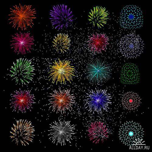 Праздничный фейерверк | Festive fireworks
