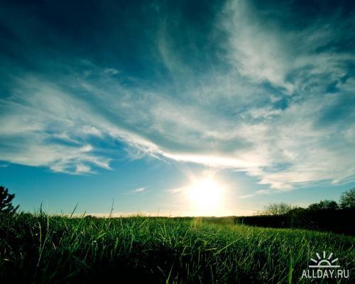 55 Beautiful landscapes