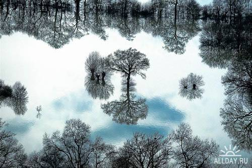 Аэрофотография Yann Arthus Bertrand