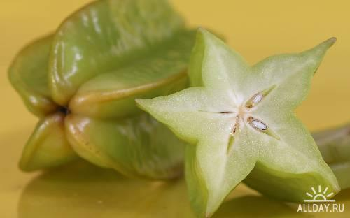 Спелые и сочные плоды