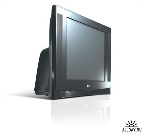 Фотоклипарт- Телевизоры