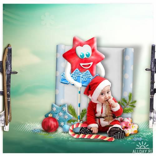 Скрап-набор Chrismas Candy