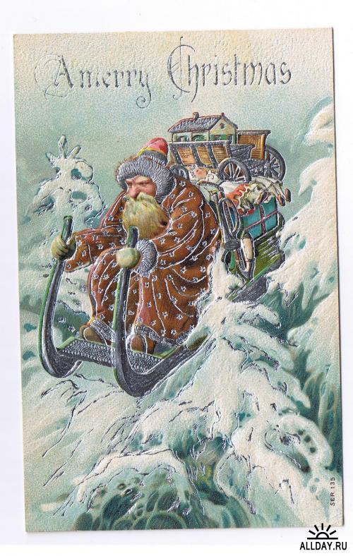 Почтовые карточки (открытки).Винтаж.