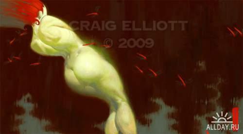Artworks by Craig Elliott