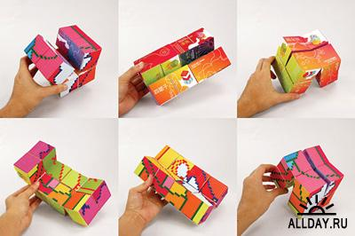 50 Cool Effective Package Designs Collection