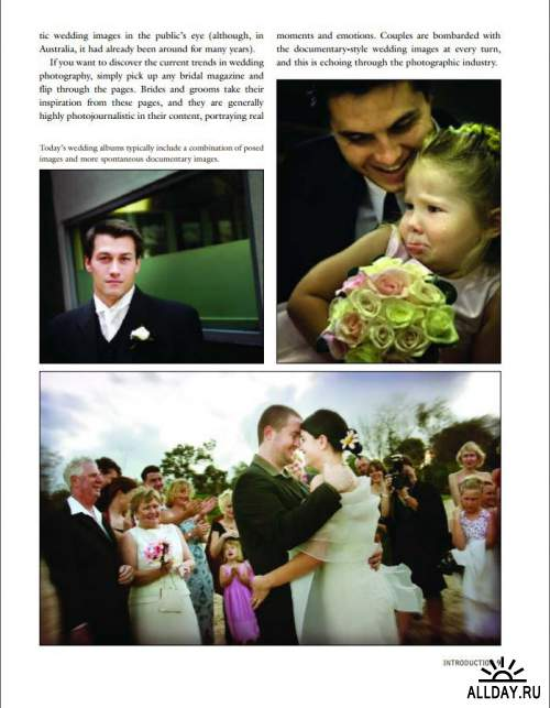 Master Guide to Wedding Photography
