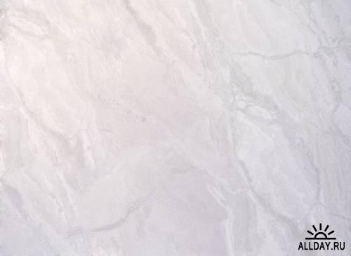 Текстуры мрамора - Растровый клипарт | Marble textures - UHQ Stock Photo