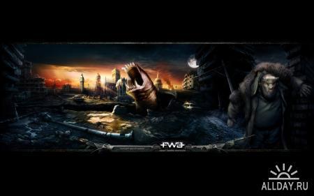 Fantasy WideScreen Wallpapers 21