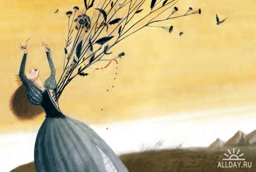 Иллюстрации Мария Михальская