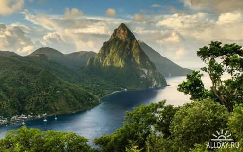 100 Excelent Landscapes HD Wallpapers (Set 239)