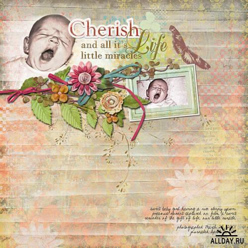 Scrapkit - Cherish The Day