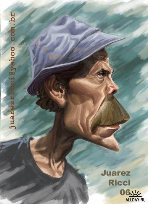 Работы  Juarez Ricci