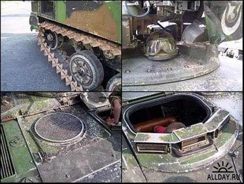 Французская боевая машина пехоты AMX 10P