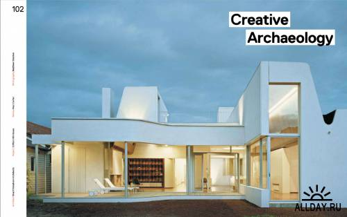Architectural Review (Asia Pacific) June/July 2012