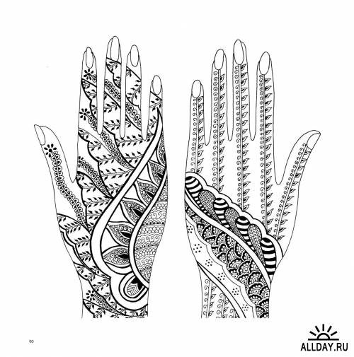 Traditional Henna Designs