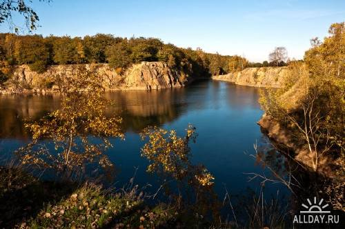 59 Удивительных пейзажей природы (часть 56)