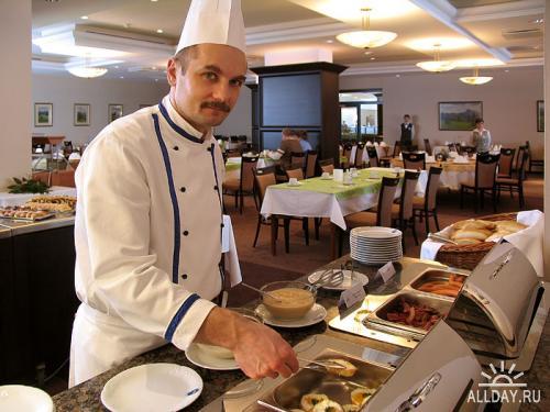 Stock Photo - Chief   Шеф-повар