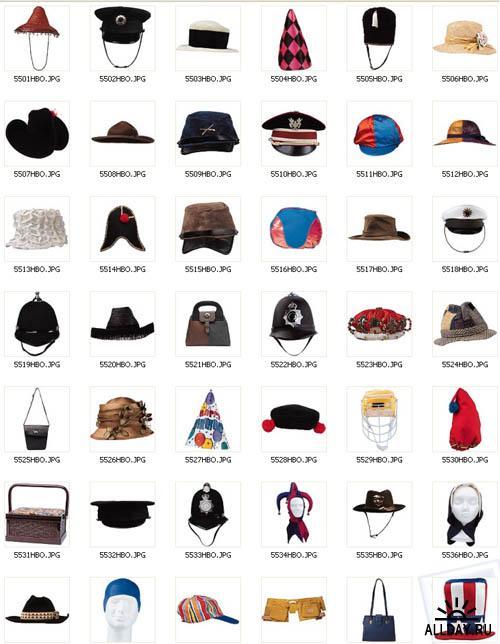 SB033 Hats & Bags   Шляпы и сумки