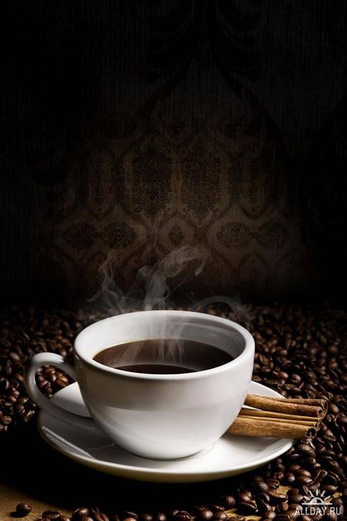 Горячая чашка кофе | Hot cup of coffee