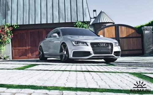 55 Beautiful Cars HD Wallpapers (Set 183)