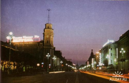 Страна Советская в открытках.