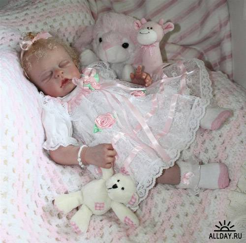 Baby reborn Младенцы реборны