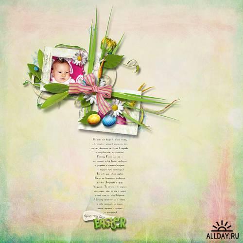 Скрап-набор Spring Tales & Bunny Trails