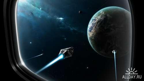Фантастический космосс