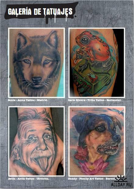 Tattoo is Pain - Enero 2012
