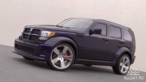 Фотографии автомобилей Dodge в HD качестве