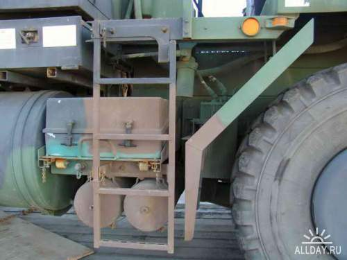 Фотообзор - американский тяжелый транспортер M1070  (HET)