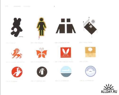 Альбом логотипов. DOS Logos