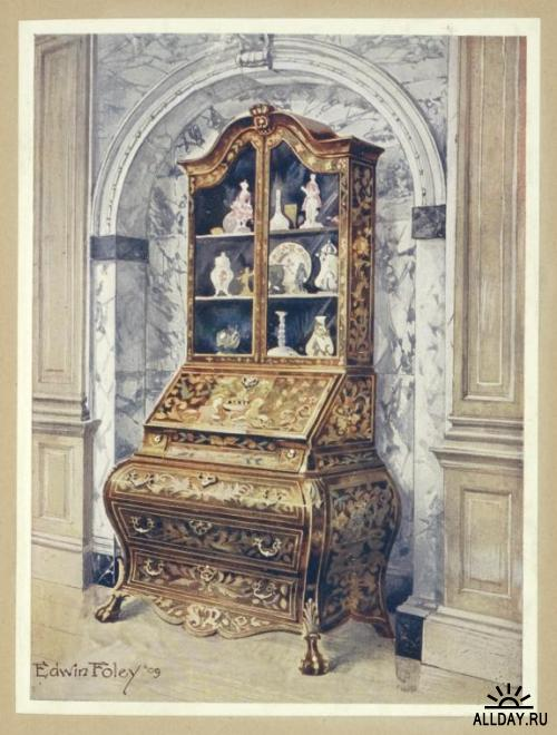 The book of decorative furniture