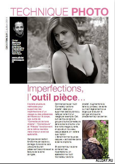 Shooting Mag №19 (Juillet 2011)