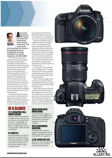 What Digital Camera - April 2012
