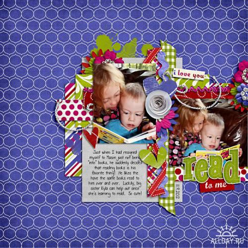 6 Bella Gypsy Designs kits