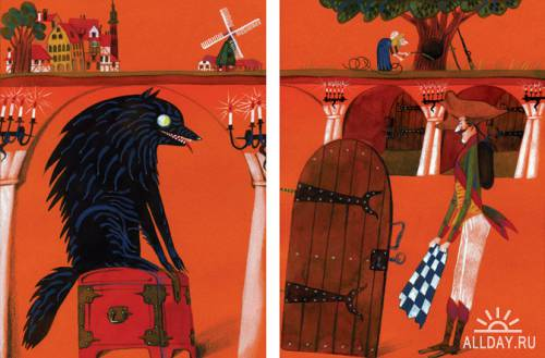 Иллюстрации Ассоль Сас