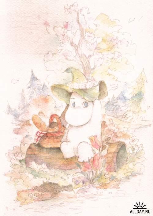 Pixiv Artist - Tamachi Kuwa (たま)