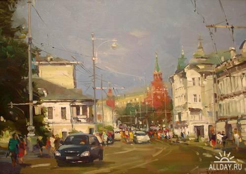 Художник Роман Биляев