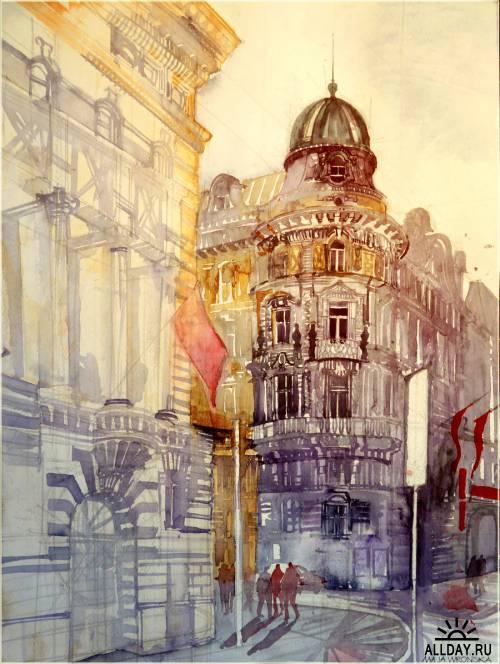 Artworks by Maja Wronska