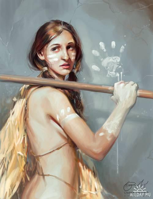 Digital Artist Sheppard