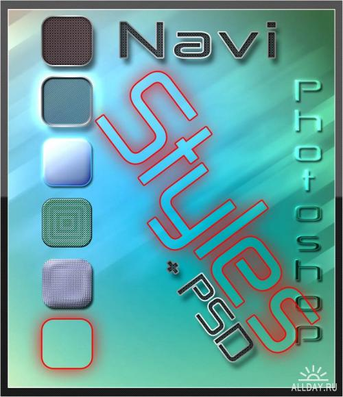 Navi & Yoshi 9 Styles