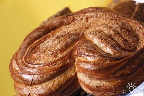 Клипарт - Хлеб и сдоба