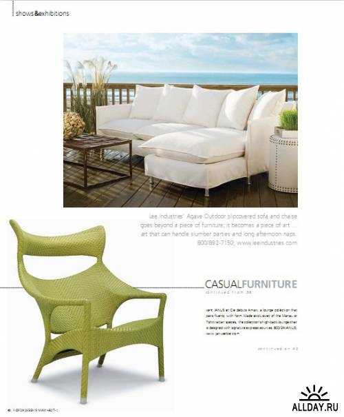 Miami Home & Decor - Vol.17 No.1 2011