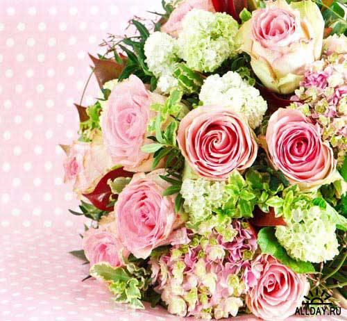 Букет роз. Вып.15 | Bouquet of roses. Set.15