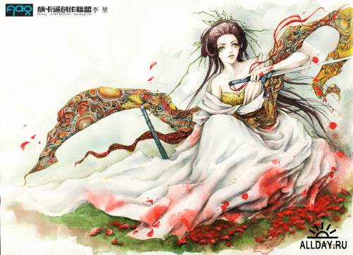 Творчество Li Kun