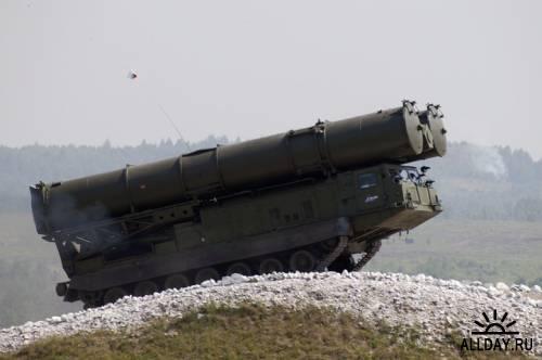 Зенитно-ракетная система С-300В