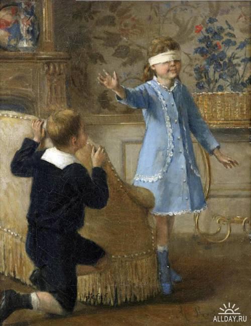 Albert Roosenboom (Belgian, 1845-1873)