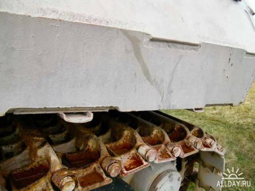 Немецкий средний танк Panther Ausf.D