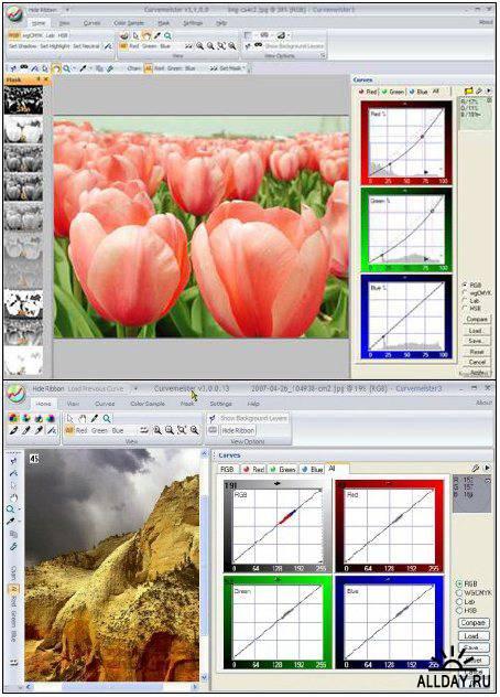 Curvemeister 3.3.3 Retail for Adobe Photoshop (x32/x64)